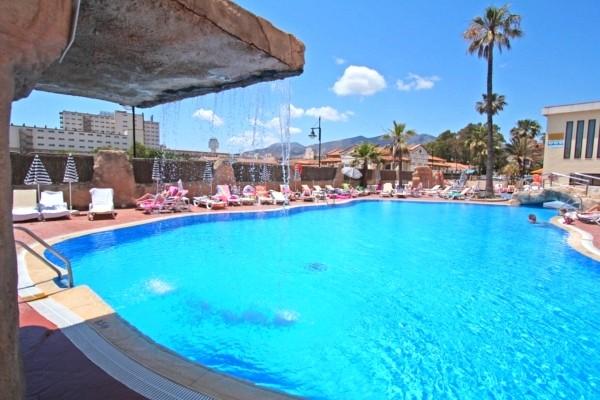 Piscine - Marconfort Beach Hotel Marconfort Beach4* Torremolinos ESPAGNE