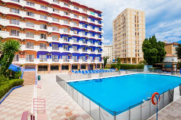 Piscine - Monarque Fuengirola Park Hotel Monarque Fuengirola Park3* Malaga Andalousie