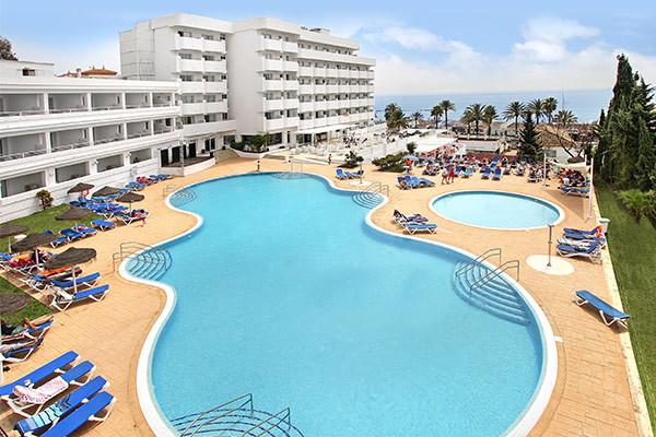 Piscine - Palia la Roca Hotel Palia la Roca3* Malaga Andalousie