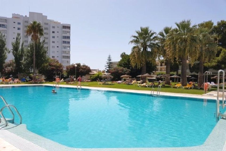 Hôtel San Fermin Malaga Andalousie
