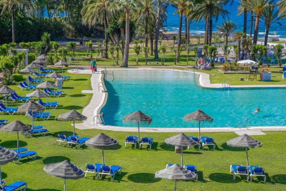 Hôtel Sol Marbella Estepona Atalaya Park Costa del Sol Andalousie