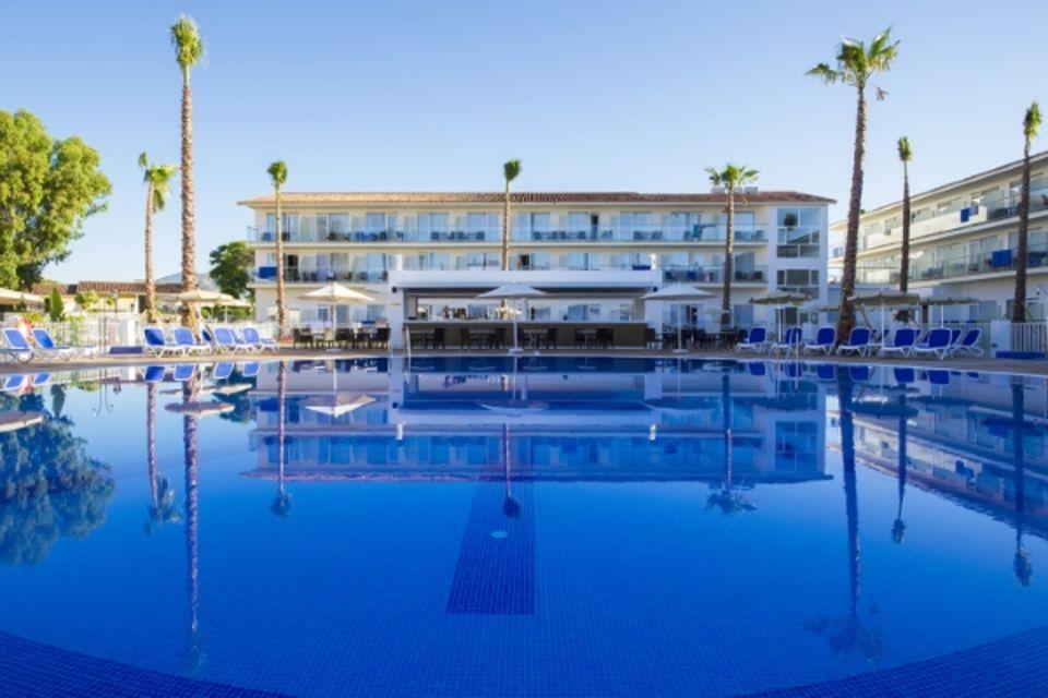 Hôtel SplashWorld Playa Estepona Malaga Andalousie