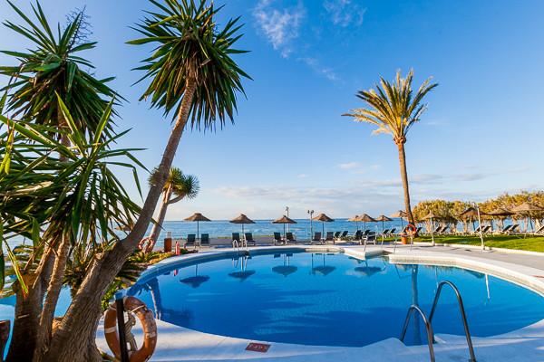 Piscine - THB Torrequebrada Hotel THB Torrequebrada4* Malaga Andalousie