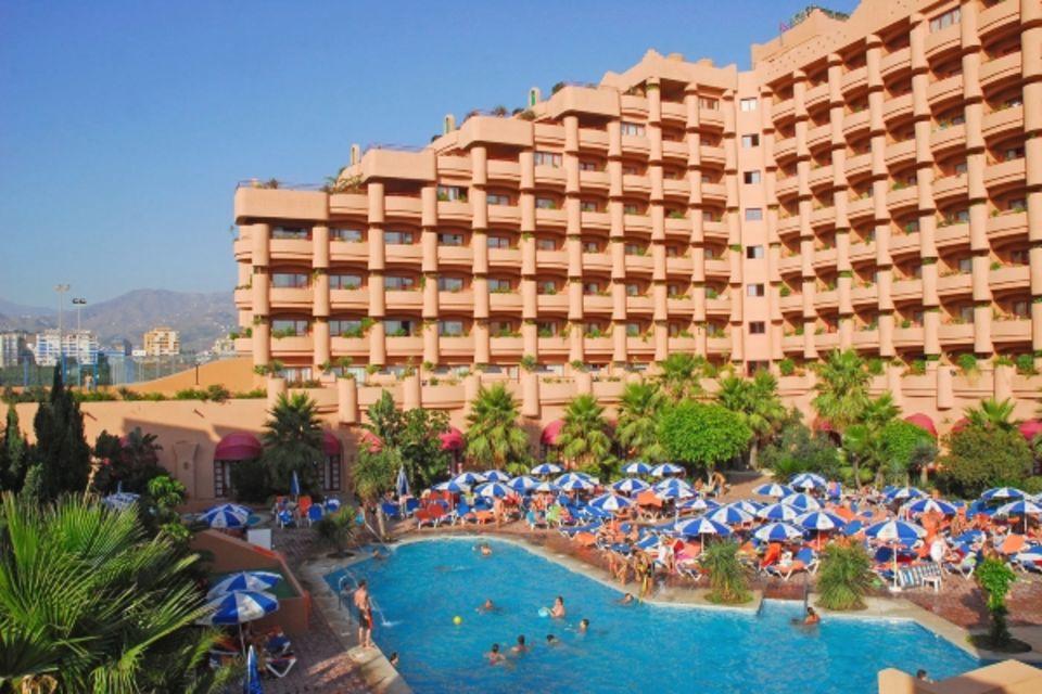 Club Top Clubs Almunecar Playa Costa del Sol Andalousie