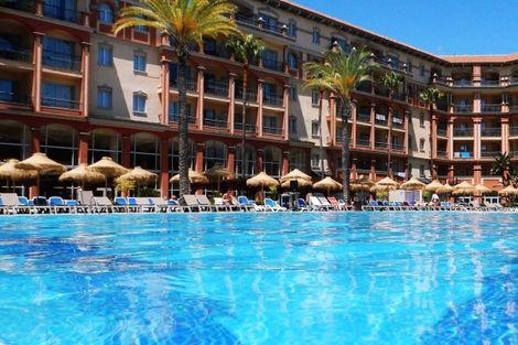 Andalousie-Seville, Club Coralia Ohtels Islantilla 4*