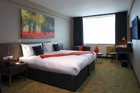 Angleterre-Londres, Hôtel Arbor City London 4*