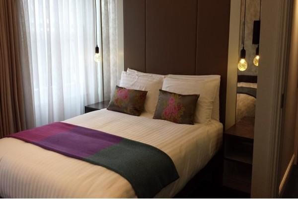 chambre dbl - Arbor Hyde Park Hotel Arbor Hyde Park4* Londres Angleterre