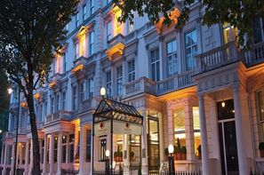 Angleterre-Londres, Hôtel DoubleTree By Hilton Kensington 4*