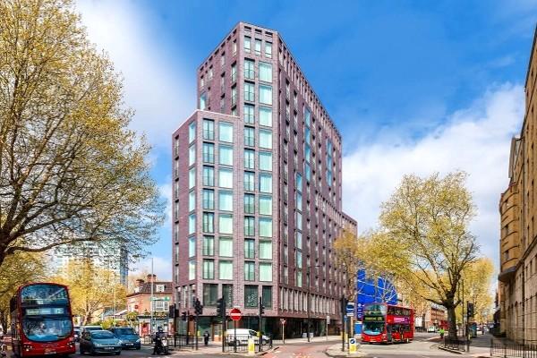 Façade de l'hôtel - H10 London Waterloo Hôtel H10 London Waterloo4* Londres Angleterre