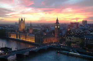 Angleterre-Londres, Hôtel St Giles 2* sup