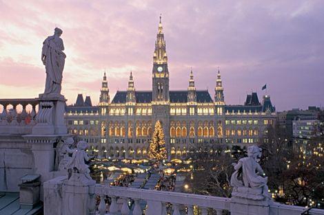 Autriche-Vienne, Hôtel Nouvel An à Vienne 4*