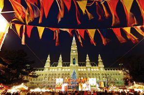 Autriche-Vienne, Hôtel Réveillon en liberté - Hôtel Donauwalzer 3*