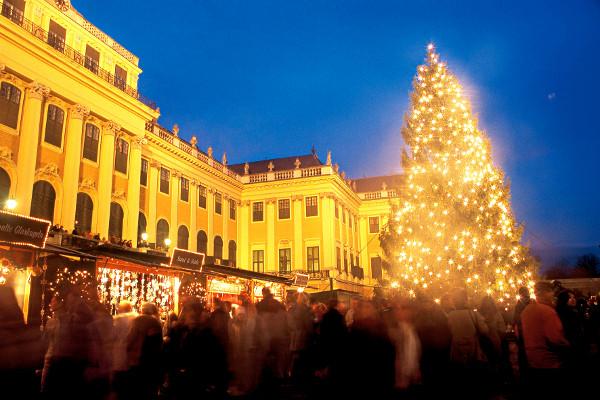 Noël à Vienne Hôtel Réveillon à Vienne4* Vienne Autriche