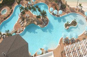 Bahamas-Nassau, Hôtel Warwick Paradise Island 4*