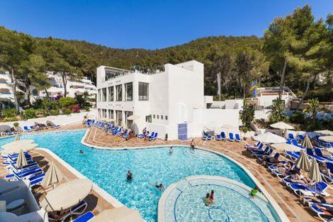 Baleares-Ibiza, Hôtel Globales Montemar 3*