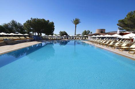 Baleares-Ibiza, Club Lookea Cala Martina 4*
