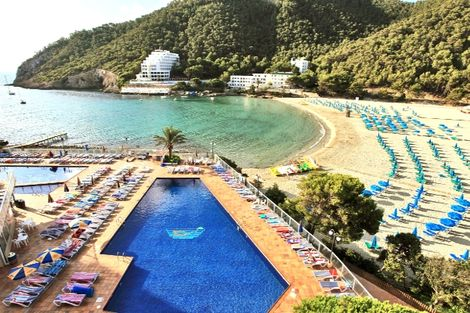 Baleares-Ibiza, Hôtel Suneoclub Sirenis Cala Llonga 3*