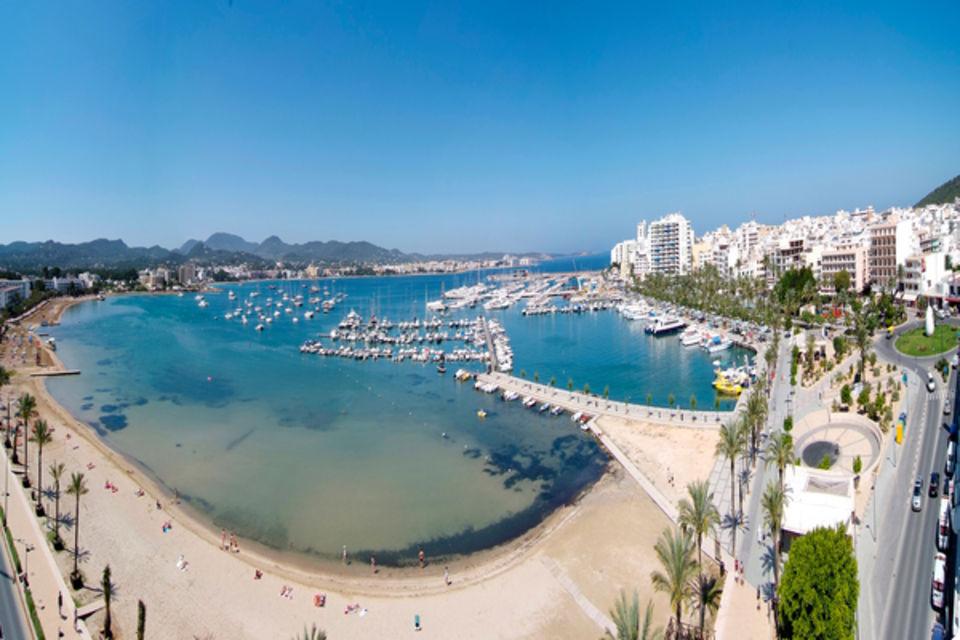 Hôtel Invisa Es Pla Ibiza Baleares