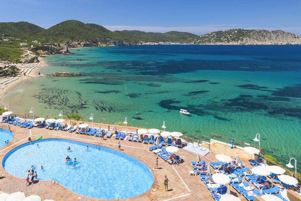 Club Framissima Invisa Cala Verde Ibiza Baleares