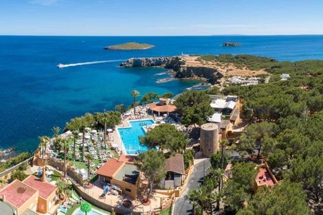 Baleares-Ibiza, Club Lookéa Cala Martina 4*