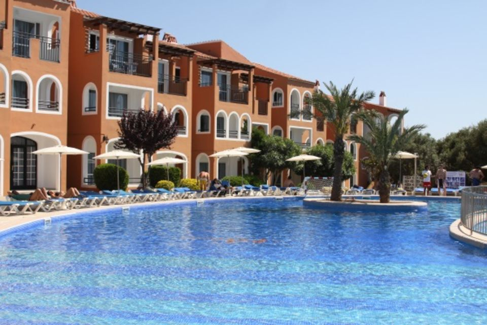 Hôtel Maxi Club Vacances Menorca Resort Minorque Baleares
