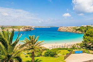 Baleares-Mahon, Club Olé Fram Aguamarina Playa 3* sup