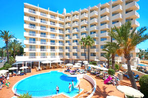 Baleares-Majorque (palma), Hôtel Seasun Siurell 3*