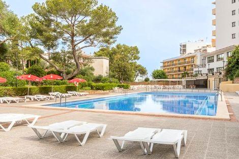 Baleares-Majorque (palma), Hôtel Amazonas 3*