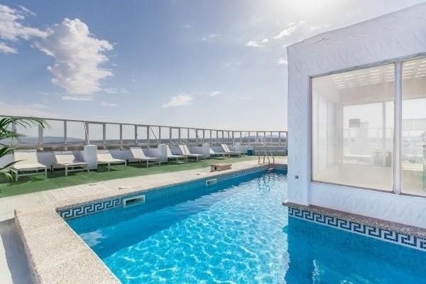 Piscine - Blue Sea Arenal Tower Hôtel Blue Sea Arenal Tower3* Majorque (palma) Baleares