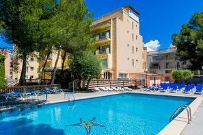 Baleares-Majorque (palma), Hôtel Blue Sea Costa Verde 3*