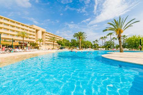 Baleares-Majorque (palma), Hôtel Cala Romani 3*