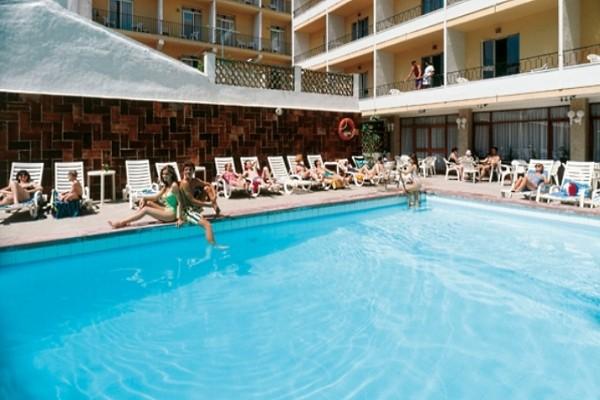 Piscine - Calma Hôtel Calma3* Majorque (palma) Baleares
