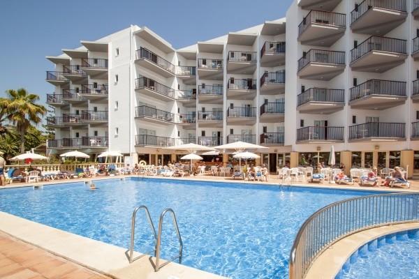 Hotel fergus bermudas 4 toiles palma de majorque ile de for Hotel design palma de majorque