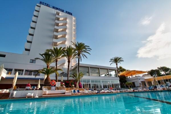 Hotel Globales Mimosa Palmanova Baleares