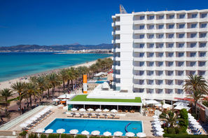 Baleares-Majorque (palma), Hôtel Gran Fiesta 4*
