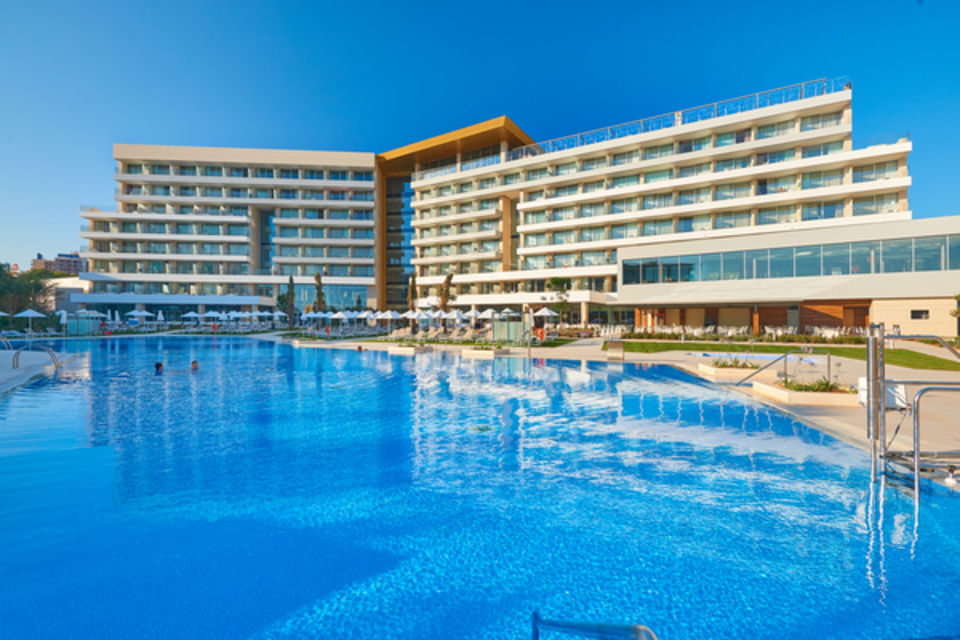 Hôtel Hipotels Playa de Palma Palace Majorque Baleares