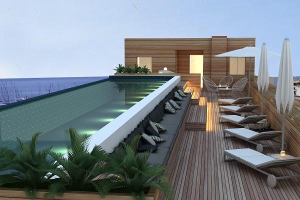 pîscine - HM Alma Beach Hotel HM Alma Beach4* Majorque (palma) Baleares