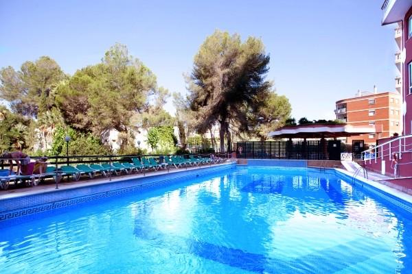 Piscine - Luna Park Hôtel Luna Park3* Majorque (palma) Baleares