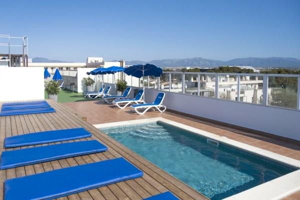 Piscine - Marbel Hôtel Marbel3* Majorque (palma) Baleares