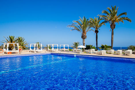 Baleares-Majorque (palma), Hôtel Maxi Club Maria Eugenia 4*