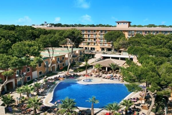 vue - Occidental Playa de Palma (ex Barcelo Pueblo Park) Hotel Occidental Playa De Palma4* Majorque (palma) Baleares