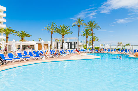 Baleares-Majorque (palma), Club Palia Sa Coma Playa 4*