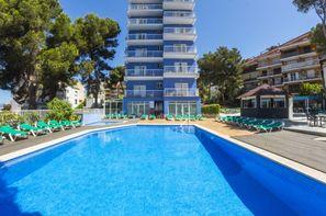 Baleares-Majorque (palma), Hôtel Paradise Beach Music 3*