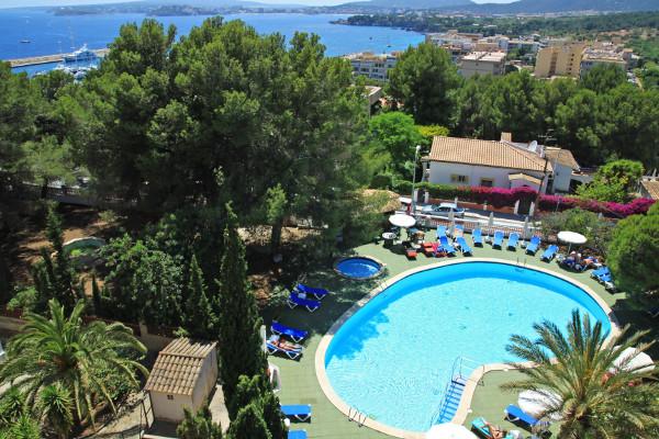 Piscine - Portals Palace Hotel Portals Palace4* Majorque (palma) Baleares