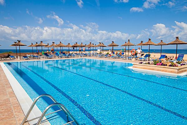 Hotel thb sur mallorca colonia sant jordi baleares for Hotel design majorque