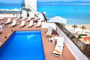 Baleares-Majorque (palma), Hôtel Whala!beach 3*