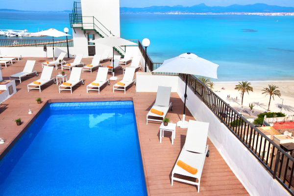 Piscine - Whala Beach Hotel Whala Beach3* Majorque (palma) Baleares
