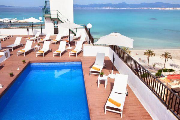 Piscine - Whala!beach Hôtel Whala!beach3* Majorque (palma) Baleares