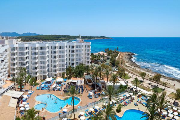 Bien-aimé Hotel Palia Sa Coma Playa vue mer Sa Coma Baleares - Promovacances DQ64