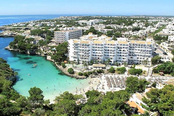 Vue panoramique - Barcelo Ponent Playa Hôtel Barcelo Ponent Playa3* Majorque (palma) Baleares